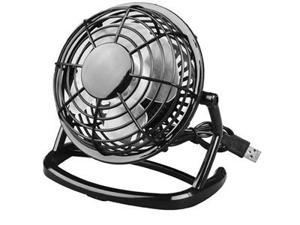 Portable Mute PC USB Cooling Cooler Desk Fan