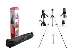 Kocaso Digital/Video/Photo Camera 57 Inch Compact Tripod w/ Bubble Level