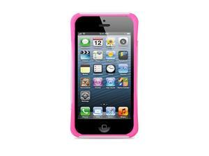 GPCT New Hard Hybrid Case Cover Rubberized Siliconeor Apple iPhone 5 Pink