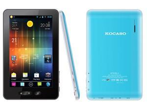 "Kocaso MID-M760 7"" Android 4.0 Touchscreen Tablet PC -  1.2GHz, 4GB, HDMI, TF Card Slot, Wi-Fi + 80-Key Mini USB Keyboard ..."