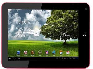 "New MID M806 Android 2.2 8"" Touch Tablet PC Pink w/ Wifi & Android Market Carrying Case"