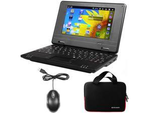 Kocaso 726A Android 4.0 OS Netbook w/ Case & Mouse - 1.2Ghz, 1G DDR3