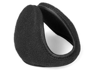 Men's Metro Ear Warmers - Black