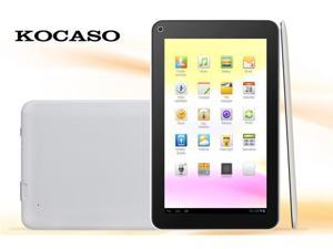 "Kocaso M736 7"" Android 4.1 Capacitive Touch Tablet - 800 x 480 Screen, 1.2Ghz, 4GB, Wi-Fi (White)"