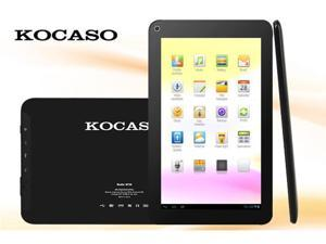 "Kocaso M736 7"" Android 4.1 Capacitive Touch Tablet - 800 x 480 Screen, 1.2Ghz, 4GB, Wi-Fi (Black)"