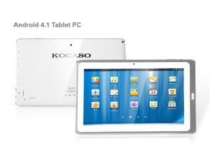 KOCASO M1068  Rockchip 3066 Cortex-A9 Dual-Core,  Dual Cameras,  1GB DDR3 , 8GB Memory,  Bluetooth 3.0  Battery 5000mAh , ...