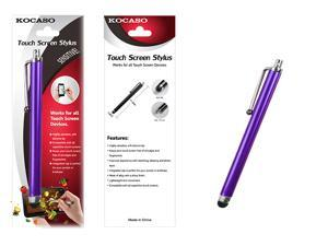 Stylus Pen for Universal Capacitive Touch Screens