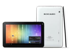"Kocaso M1063 10.1"" Android 4.1 Tablet PC - Capacitive TFT Dual Camera DDR3 HDMI External 3G"
