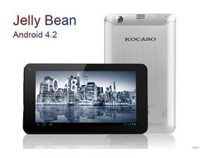 "KOCASO M766  Dual-Core  Dual Camera DDR3 HDMI  Capacitive 5 Point Multi-touch Android 4.2  7""  Tablet PC, Support external ..."