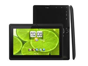"MID DX752 7"" Android 4.2 Dual Camera Capacitive Touch Tablet PC 1.2Ghz WiFi - Black"