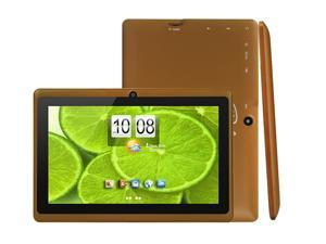 "MID DX752 7"" Android 4.2 Dual Camera Capacitive Touch Tablet PC 1.2Ghz WiFi"