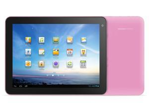 "Kocaso M836 Android 4.1 8"" Capacitive Touch Tablet - 1.2 GHz, 512MB, 4GB, Wi-Fi (Pink)"