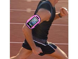 Running Sports GYM Armband Case for Apple iPhone 5 (Black)
