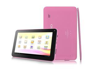 "7"" Android 4.2 MX736 Dual-Core,1.2GHz 4GB Memory 512MB DDR3 Tablet PC with 3 bonus: stand, keyboard and bag"