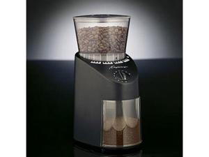 Jura-Capresso 8.8-oz. Burr Coffee Grinder, Black