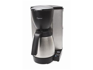 Jura-Capresso Thermal Coffee Maker, Black & Stainless Steel