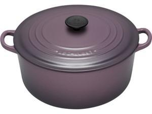 Le Creuset Signature Enameled Cast-Iron 7-1/4-Quart Round French Oven
