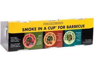 Charcoal Companion Set of 3 Smoke in a Cup