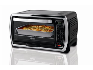 Oster Toaster Oven, Black