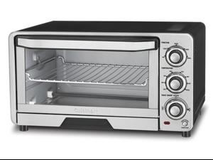 Cuisinart 16.25-x14.63-x 8.86-in. Custom Classic Toaster Oven Broiler