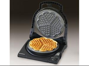 Chef'sChoice WafflePro Five-of-Hearts WafflePro Waffle Iron
