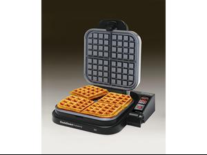 Chef'sChoice 4-slice WafflePro Belgian Waffle Iron