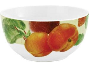 Paula Deen Set of 4 Georgia's Bounty Cereal Bowls