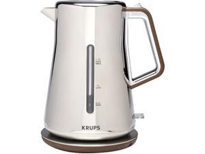 Krups 2-qt. Silver Art Electric Kettle