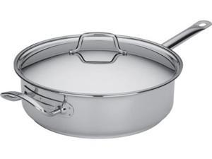 MIU France 5-qt. 5-Ply Stainless Steel Saute Pan