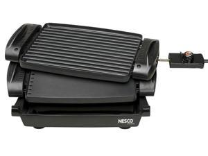 NESCO RG-1400 Black Everyday Reversible Grill/Griddle