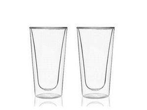 Luigi Bormioli 2-pc. Duos Beverage Glasses