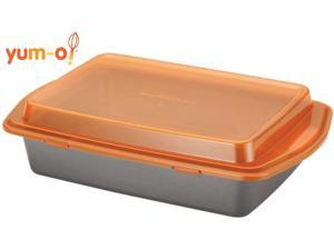 Rachael Ray 9x13-in. Nonstick Oven Lovin' Cake Pan with Lid
