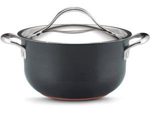 Anolon 4-qt. Nonstick Nouvelle Copper Covered Casserole