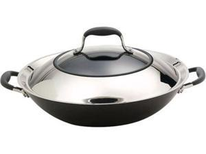 "Anolon Advanced - 14"" Covered Wok"