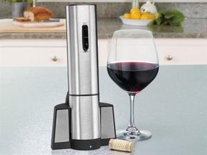 Waring Stainless Steel Electric Wine Opener
