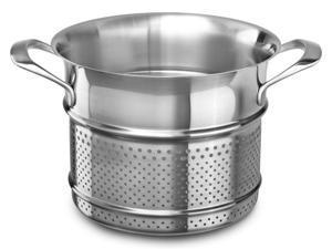 KitchenAid 8-qt. Stainless Steel Copper Core Pasta Insert