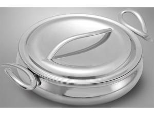 Nambe 12-in. Saute Pan with Lid
