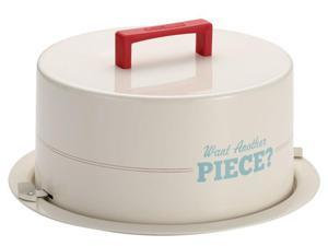 "Cake Boss 9-in. ""Want Another Piece"" Cake Carrier"