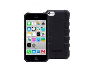 Black Body Glove Dropsuit Rugged Protector Cover Case for iPhone 5C