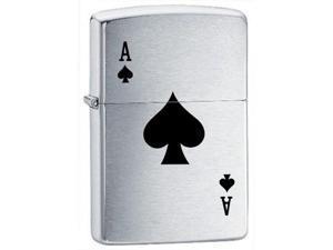 Ace Of Spades Zippo Lighter -