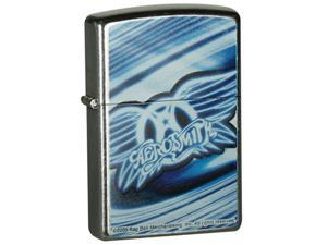 Aerosmith Street Chrome Lighter By Zippo -