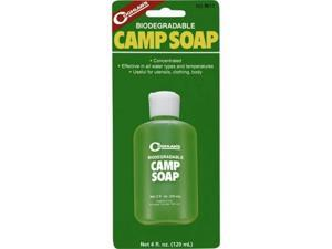 Coghlan'S 9617 4-Ounce Biodegradable Camp Soap - Camp Soap 4Oz