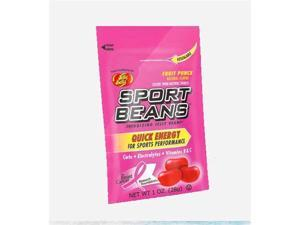 Jelly Belly Fruit Punch Sport Beans , 1 Ounce -