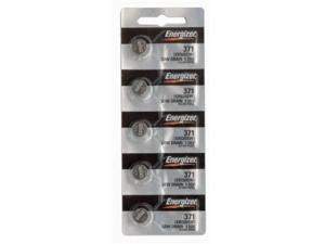 Energizer 371 Or 370 Button Cell Silver Oxide Sr920Sw 5 Watch Batteries -