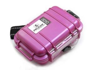 Pelican I1010 Waterproof Case For Ipod (Pink) -