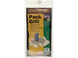 """Stansport Pack Grill (12.5X6.5 -Inch) - 24""""X12.25""""X6.5"""" Pack Grill"""