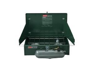Coleman 110588 2 Burner Dual Fuel Standard Stove -