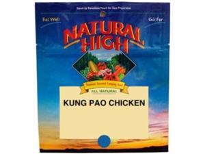 Natural High Freeze Dried Kung Pao Chicken -
