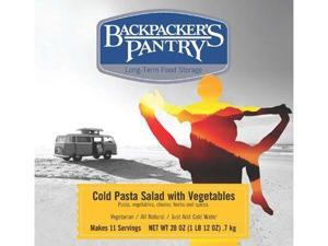 Backpacker'S Pantry Cold Pasta Salad With Vegetables, 28-Ounce -