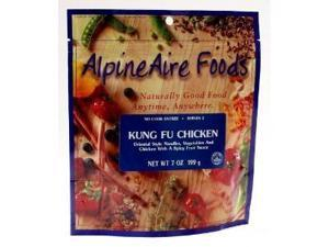 Alpineaire Freeze-Dried Kung Fu Chicken Meal -